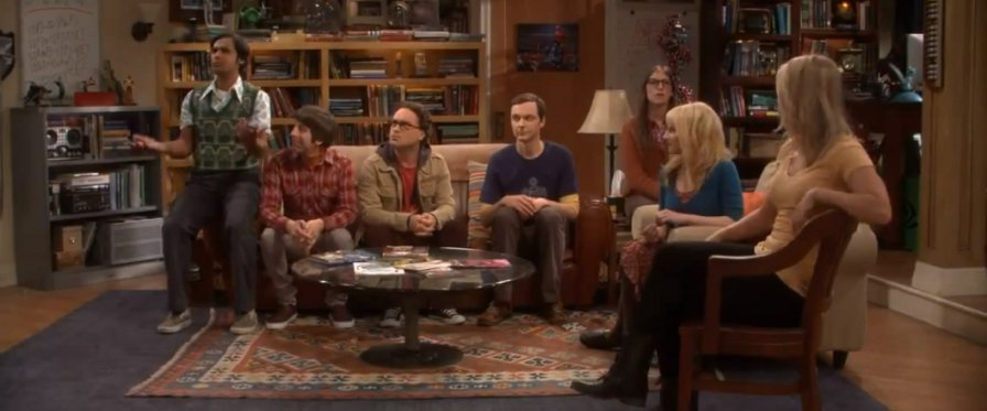 Retrouvez le flash mob de The Big Bang Theory !