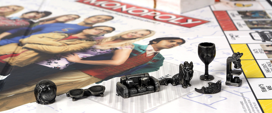 Monopoly The Big Bang Theory : offrez-vous les appartements de Sheldon ou Penny !